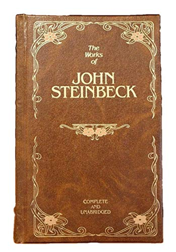 The Works of John Steinbeck Complete and Unabridged