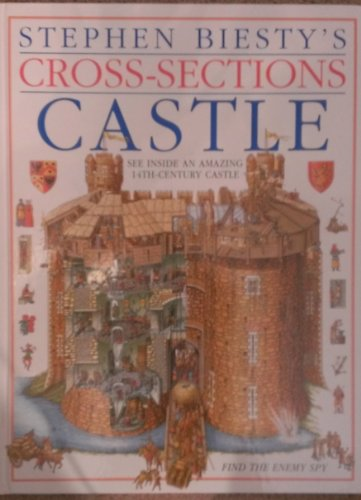 9780681320192: Castle. Stephen Biesty's Cross-Sections [Hardcover] by