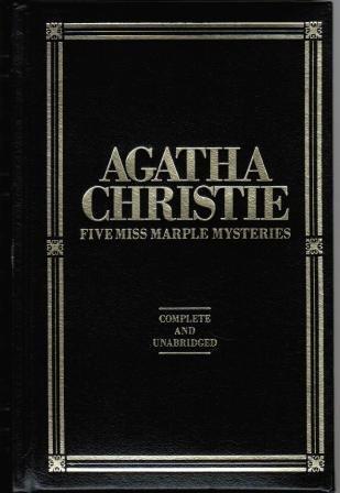 9780681322219: Agatha Christie: Five Miss Marple Mysteries