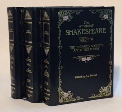 9780681322608: Title: The annotated Shakespeare