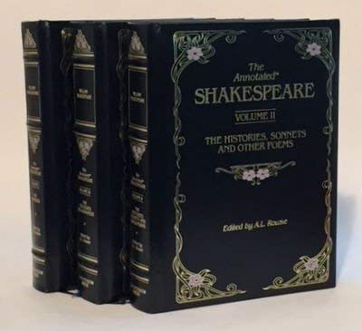 9780681322608: The annotated Shakespeare