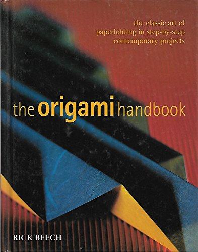 9780681323209: The Origami Handbook