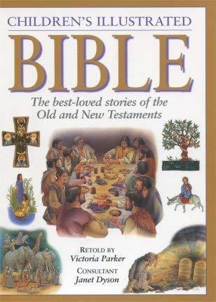9780681355439: Children's Illustrated Bible