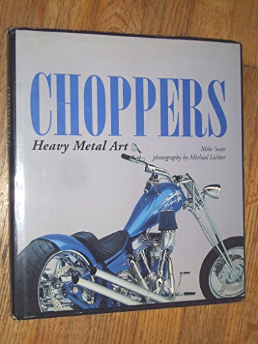 9780681370357: CHOPPERS: Heavy Metal Art