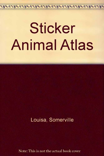 Sticker Animal Atlas