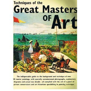 9780681396135: Techniques of the Great Masters of Art
