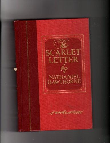 The Scarlet Letter Hawthorne Nathaniel