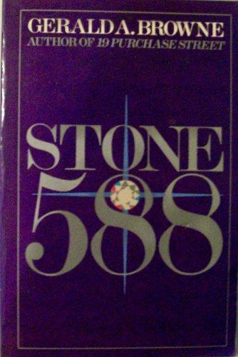9780681401167: Stone 588