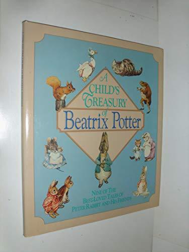 9780681402812: Child's Treasury of Beatrix Potter