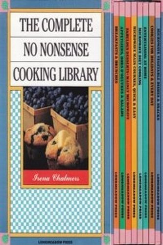 9780681403918: The Complete No Nonsense Cooking Library (BoxSet)