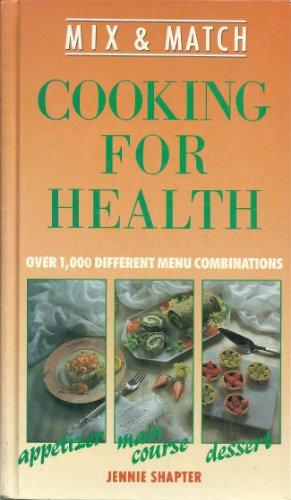 Cooking for Health: Longmeadow Press