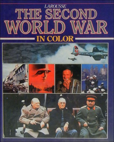 9780681407688: The Second World War in Color