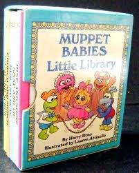 9780681408579: Muppet Babies: Little Treasury