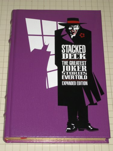 9780681410152: Stacked Deck: Greatest Joker Stories Ever Told (Deluxe Leatherbound Series)
