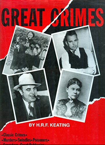 9780681410411: Great Crimes