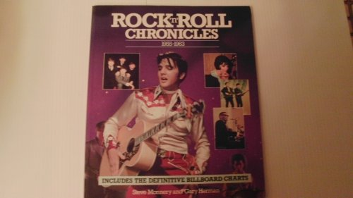 9780681411784: Rock 'N' Roll Chronicles: 1955-1963