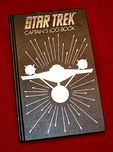 Star Trek Captains Log Blank Book