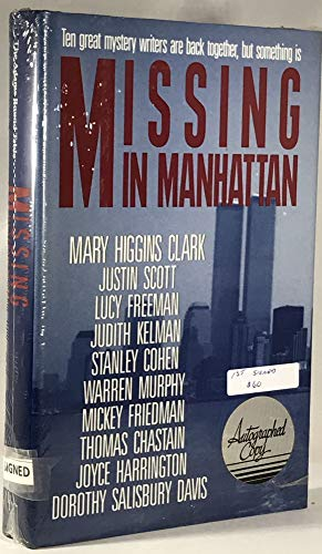 Missing in Manhattan: The Adams Round Table: Thomas Chastain, Justin