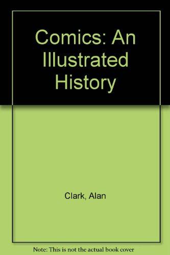9780681416444: Comics: An Illustrated History
