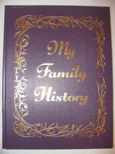 9780681416956: My Family History