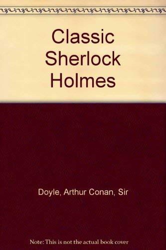 9780681418196: Classic Sherlock Holmes