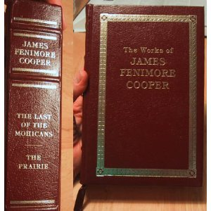 Works of James Fenimore Cooper: Cooper, James Fenimore