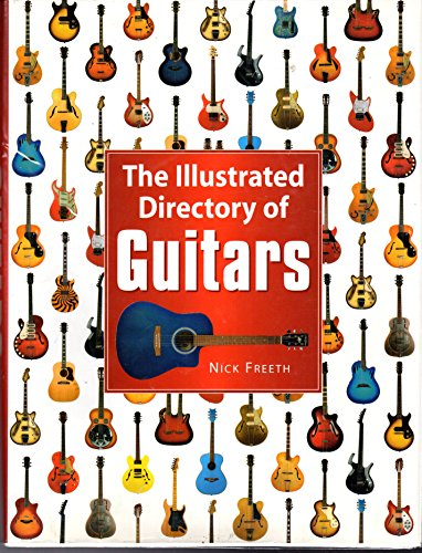 9780681446588: The Illustrated Directory of Guitars