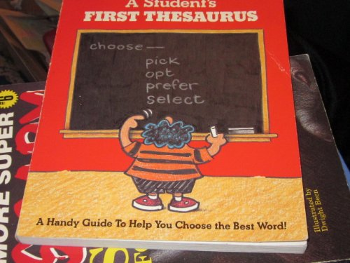 9780681452268: A Student's First Thesaurus