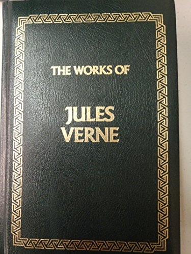 9780681452459: The Works of Jules Verne: Twenty Thousand Leagues Under the Sea/a Journey to the Center of the Earth/Around the World in Eighty Days/3 Books in 1