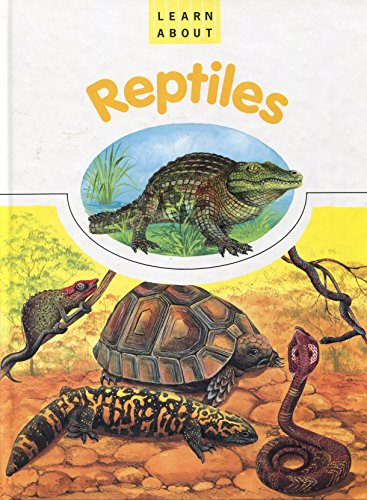 9780681454347: Reptiles (Learn about)