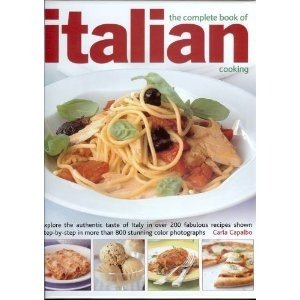 9780681455986: The Complete Book Of Italian Cooking