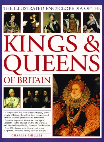 9780681459618: The Illustrated Encyclopedia of the Kings and Queens of Britain