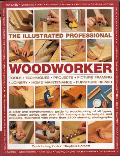 9780681460089: The Illustrated Professional Woodworker