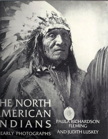 9780681465718: The North American Indians in Early Photographs