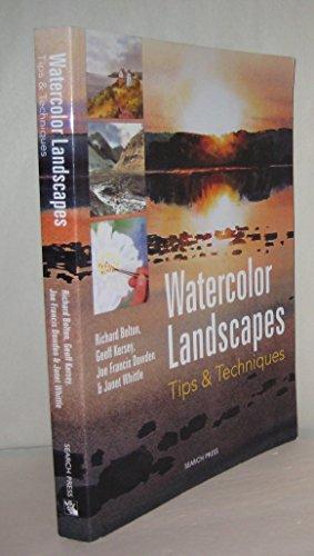 9780681495883: Watercolor Landscapes