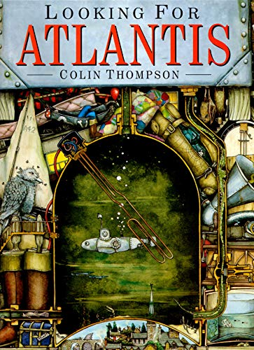 9780681497528: Looking For Atlantis