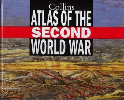 9780681504462: Collins Atlas of the Second World War
