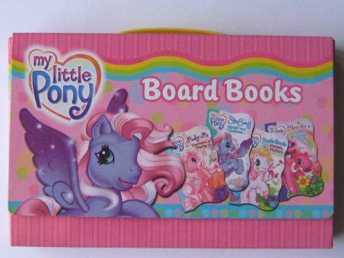 My Little Pony Board Books