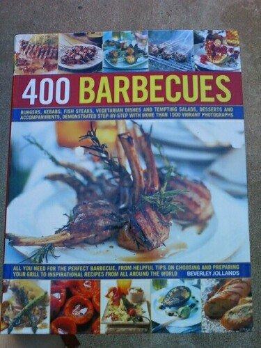 400 Barbecues: Beverley Jollands