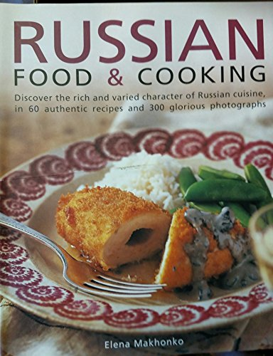 9780681540439: Russian Food & Cooking