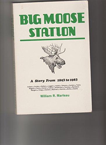 9780681545779: Big Moose Station
