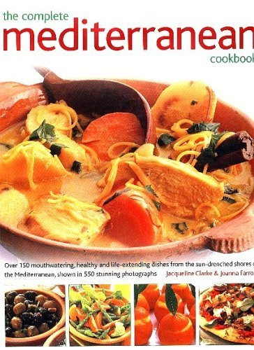 9780681570306: The Complete Mediterranean Cookbook