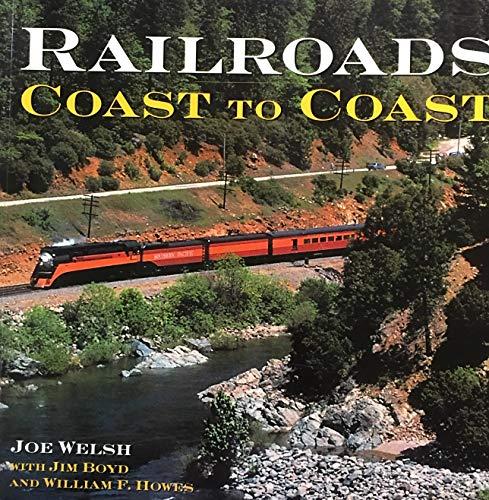9780681626805: Railroads Cost To Coast