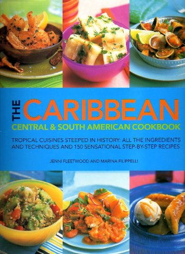 Caribbean Central & South American Cookbook: Fleetwood