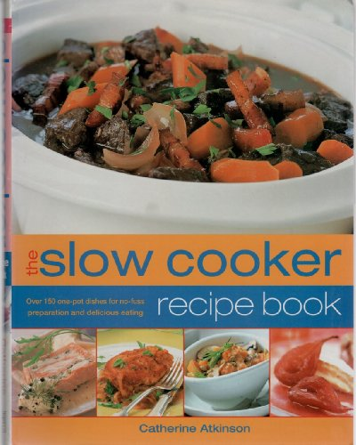9780681642768: The Slow Cooker recipe book