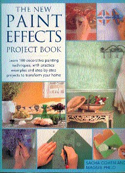 NEW PAINT EFFECTS PROJECT BOOK