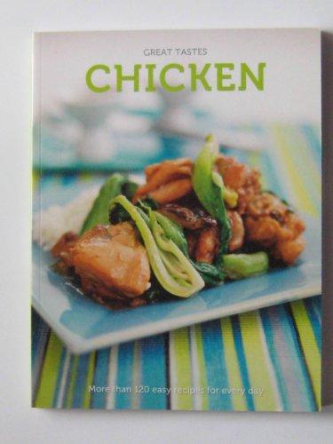 9780681657748: Chicken (Great Tastes)