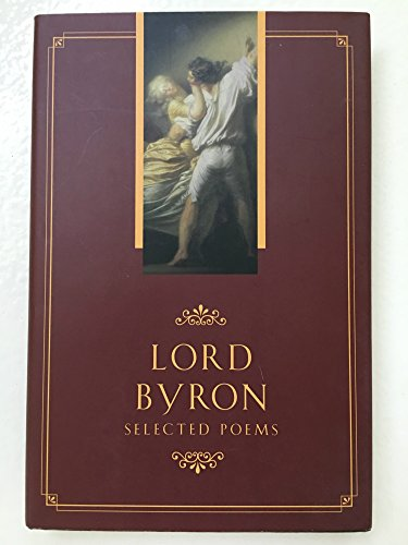 9780681741959: Selected Poems of Lord Byron [Gebundene Ausgabe] by Lord Byron