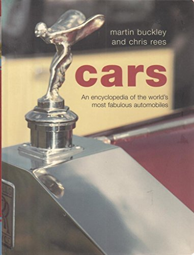 9780681783225: Cars: An encyclopedia of the world's most fabulous automobiles