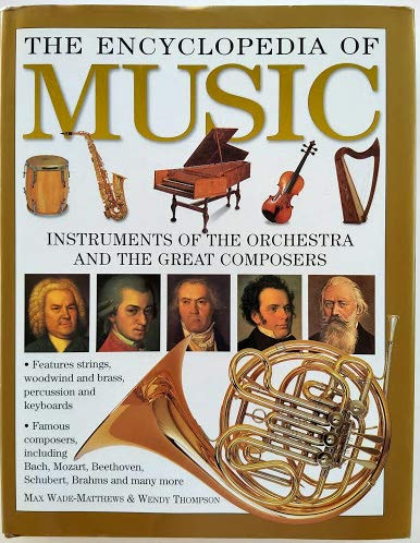 9780681783300: The Encyclopedia of Music